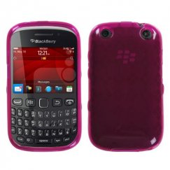 Blackberry 9310 Curve Hot Pink Argyle Candy Skin Cover