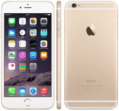 Apple iPhone 6 Plus 16GB Smartphone for ATT Wireless - Gold