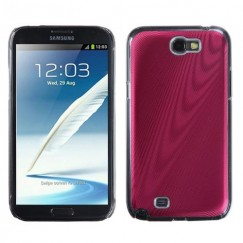 Samsung Galaxy Note 2 Red Cosmo Back Case