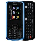 LG Banter Bluetooth Camera GPS Blue Phone Alltel