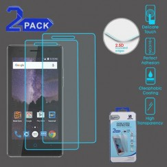 Tempered Glass Screen Protector - 2-pack