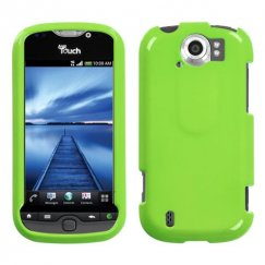 HTC myTouch 4G Slide Natural Pearl Green Case