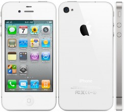 Apple iPhone 4s 16GB Smartphone - T Mobile - White
