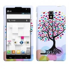 LG Optimus L9 Love Tree Case