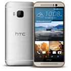 HTC One M9 32GB 4G LTE Quad Core Processor Android Phone SprintPCS Silver with Gold Trim
