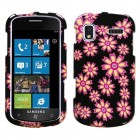 Samsung SGH-i917 Focus Flower Wall Case