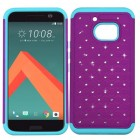 HTC 10 Purple/Tropical Teal FullStar Protector Cover
