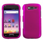 Samsung Galaxy S Blaze 4G SGH-T769 Titanium Solid Hot Pink Phone Protector Cover