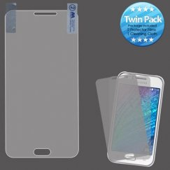 Samsung Galaxy J7 Screen Protector Twin Pack