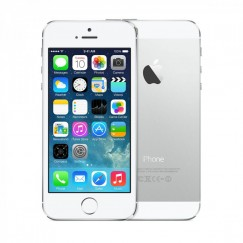 Apple iPhone 5s 32GB Smartphone - Unlocked GSM - Silver