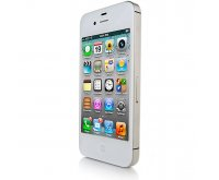 Apple iPhone 4S 8GB Bluetooth GPS White Phone Boost