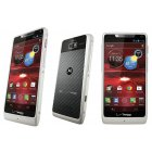 Motrola Droid RAZR M 4G LTE Android WHITE Phone Verizon