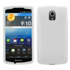 Pantech Discover Solid Skin Cover (Translucent White)