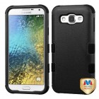 Samsung Galaxy E5 Natural Black/Black Hybrid Case