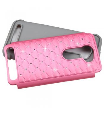 Pearl Pink/Gray FullStar Protector Cover