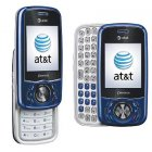 Pantech C740 Matrix for ATT Wireless in Blue