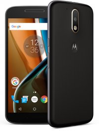 Motorola Moto G4 XT1625 16GB Android Smartphone - Cricket Wireless - Black