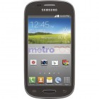 Samsung Galaxy Light SGH-T399N Android Smartphone - Unlocked GSM - Brown