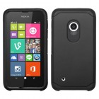 Nokia Lumia 530 Black/Black Astronoot Phone Protector Cover