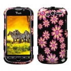 HTC myTouch 4G Flower Wall Phone Protector Cover