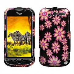 HTC myTouch 4G Flower Wall Case