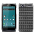 T-Clear Argyle Pane Candy Skin Cover