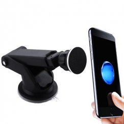 Universal Mobile Phone Retractable & Magnetic Car Holder