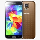 Samsung Galaxy S5 SM-G900W8 16GB Android Smartphone - Unlocked GSM - Gold