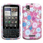 Motorola Droid Pro Stitching Garden Phone Protector Cover