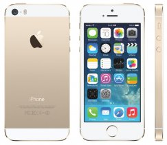 Apple iPhone 5s 64GB Smartphone - Ting - Gold