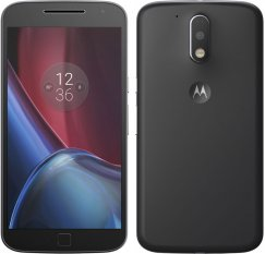 Motorola Moto G4 Plus XT1644 16GB Android Smartphone - Cricket Wireless - Black