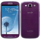Samsung Galaxy S3 16GB Purple Android Smart Phone Sprint