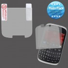 Blackberry 9310 Curve Screen Protector Twin Pack