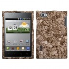 LG Intuition Stone Vein Phone Protector Cover