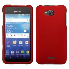 Kyocera Wave / Hydro Air Titanium Solid Red Case