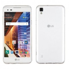 LG X Style / Tribute HD Glossy Transparent Clear Candy Skin Cover