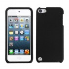 Apple iPod Touch (5th Generation) Black Case - Rubberized