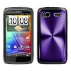 HTC Sensation 4G Purple Cosmo Back Protector Cover