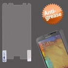 Samsung Galaxy Note 3 Anti-grease LCD Screen Protector/Clear