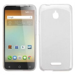 Alcatel Ideal / Streak / Dawn / Acquire ALC-Acquire Transparent Clear Candy Skin Cover