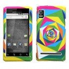 Motorola Droid 2 Pop Square Phone Protector Cover