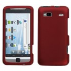 HTC G2 Titanium Solid Red Case