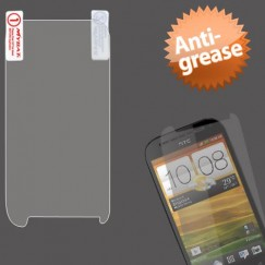 HTC One SV Anti-grease LCD Screen Protector/Clear