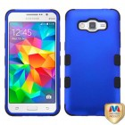Samsung Galaxy Grand Prime Titanium Dark Blue/Black Hybrid Case