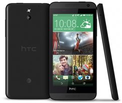 HTC Desire 610 8GB Android Smartphone - T-Mobile - Black