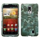 LG Spectrum Lizzo Digital Camo/Green Case