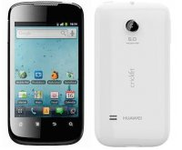 Huawei Ascend II Android PDA GPS WiFi White Phone cricKet
