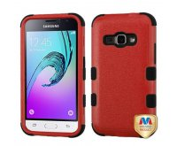 Natural Red/Black TUFF Hybrid Phone Protector Cover