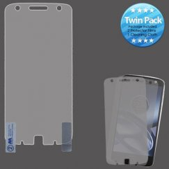 Motorola Moto Z Force Screen Protector Twin Pack