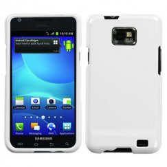 Samsung Galaxy S2 Natural Ivory White Case